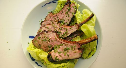 Your Best Grilled Lamb