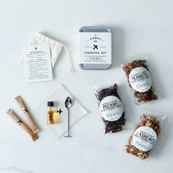 Carry-On Cocktail Kit with Spiced Travel Nuts