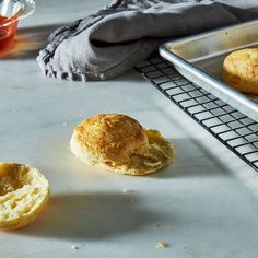 Watch Samin Nosrat Make Rule-Breaking, Supremely-Flaky Biscuits