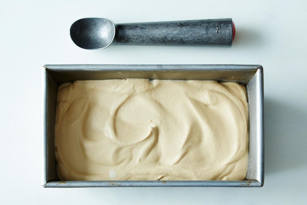 Nigella Lawson's One-Step, No-Churn Ice Cream