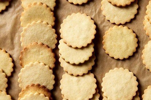 Soleils (Parisian Butter Cookies)