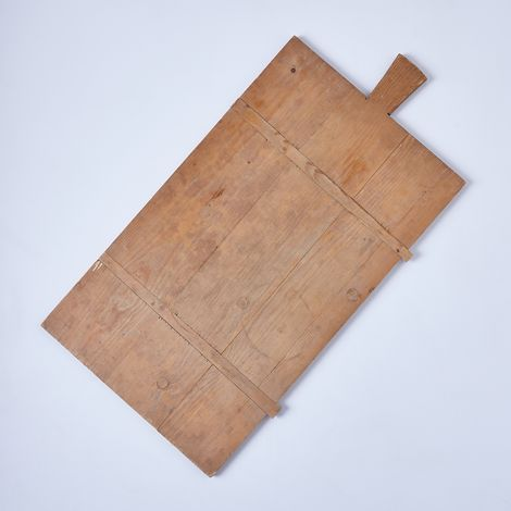 Vintage Rectangular German Bread Board