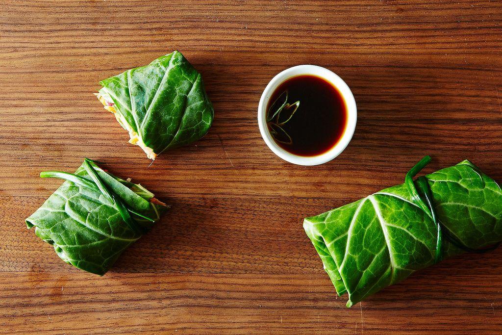 Asian Summer Rolls on Food52