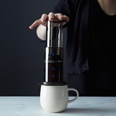 How to Use an Aeropress