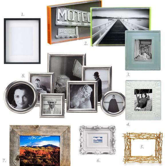 Garnish: Frames