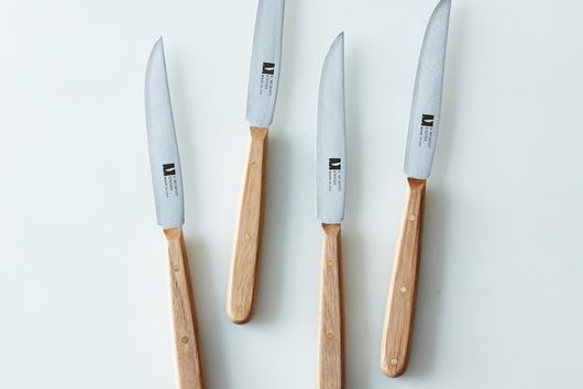 Reclaimed Wood Steak Knives (Set of 4)