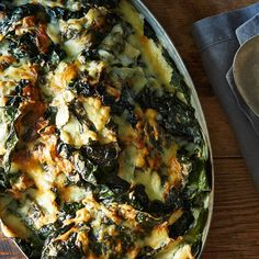 The Best Reason to Drown Your Kale in Cream