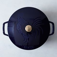Food52 x Staub Engraved Rooster Essential French Oven, 3.75QT