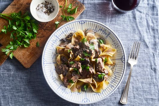 Slow-Cooker Beef Stroganoff Is Why I'll Never Throw Out My Crock-Pot