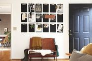 Get Organized Fast With This Striking (But Practical!) Clipboard Wall