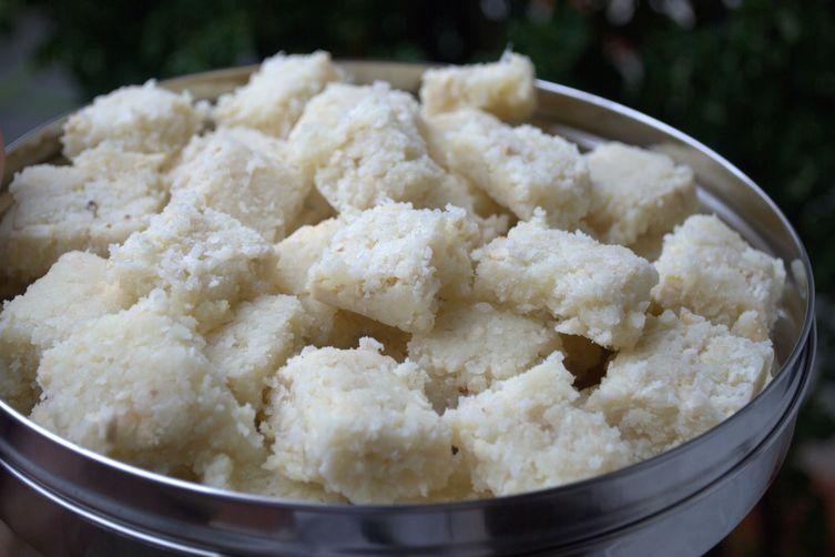Cashewnut  Barfi