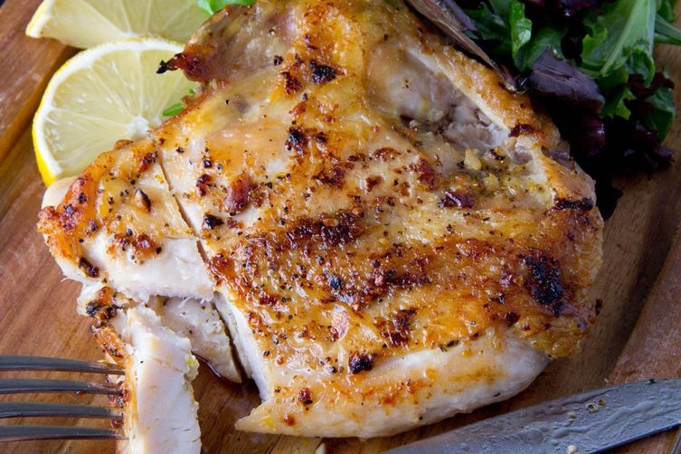 Always Perfect Bone-In Chicken Breasts