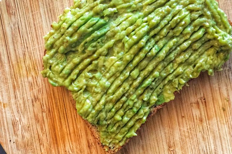 Easiest Avocado Toast