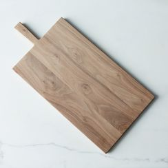 Walnut Cutting Board with Handle