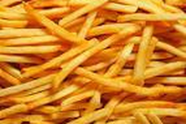 French Fry Fri-Tie-Tay
