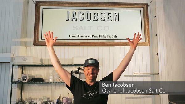 Ben Jacobsen from Food52