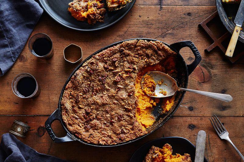 Edna Lewis & Scott Peacock's Sweet Potato Casserole by Food52 Sweet ...