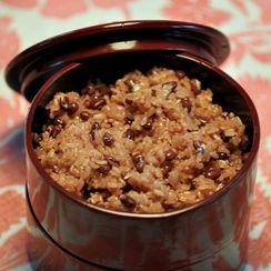 Osekihan (Japanese Festivity Rice)