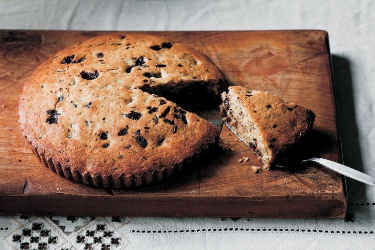 Olive Oil Cake