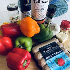 Jen's Healthy Italian Recipes by Jenifer Mangione