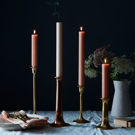 Fancy Taper Candles