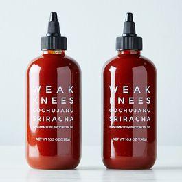 Gochujang Sriracha (2-Pack)