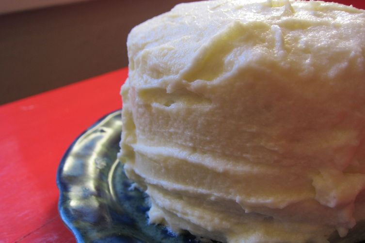 Sunshine Custard Frosting