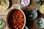 Warming Red Pozole