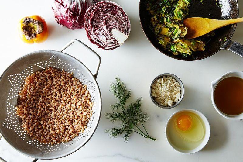 Sorry quinoa, but I choose farro.
