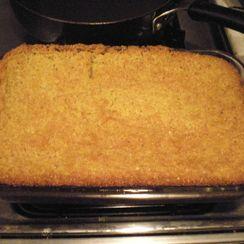 Soy Corn Bread