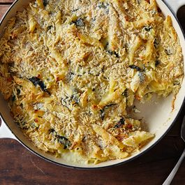 Pasta casseroles by Michele Farley