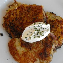 Easy Potato Pancakes
