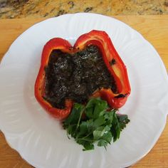 Jan's Baked Peppers