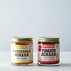 Tomato & Garlic Achaar (2 Jars)