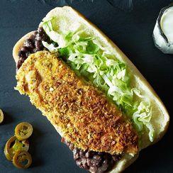 Dinner Tonight: Pistachio-Crusted Chicken Torta + Margarita
