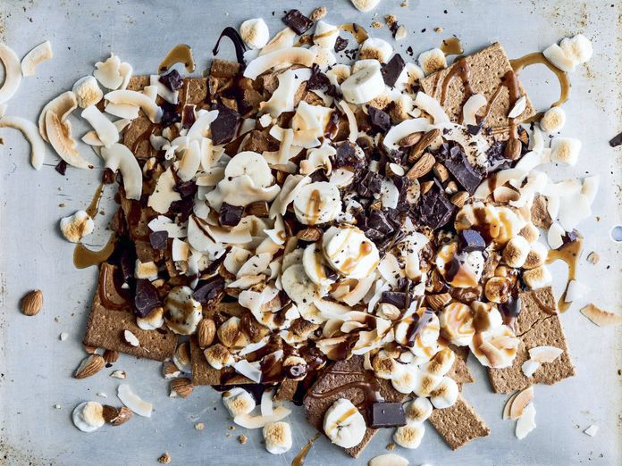 The Meltiest S'mores Don't Need a Campfire, Just a Sheet Pan