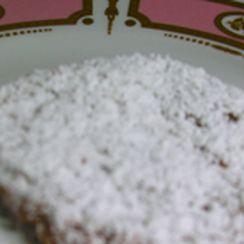 """""""Pfeffernusse"""" or  peppernut cookies with cranberries"""