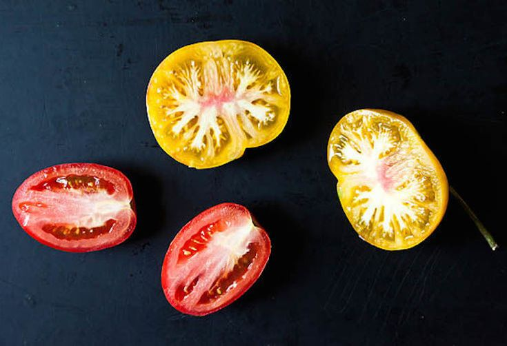 A Haiku or Two, on Tomatoes