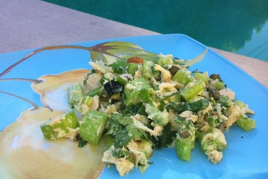 Dave's Desert Tuna Salad