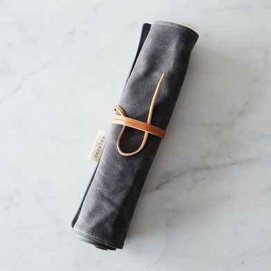 Waxed Canvas Tool Roll