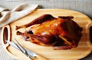Russ Parsons' Dry-Brined Turkey (a.k.a. The Judy Bird)