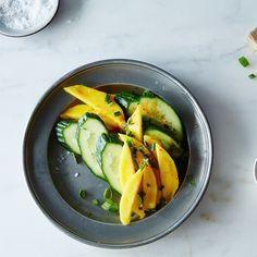 Mango Cucumber Chile Salad