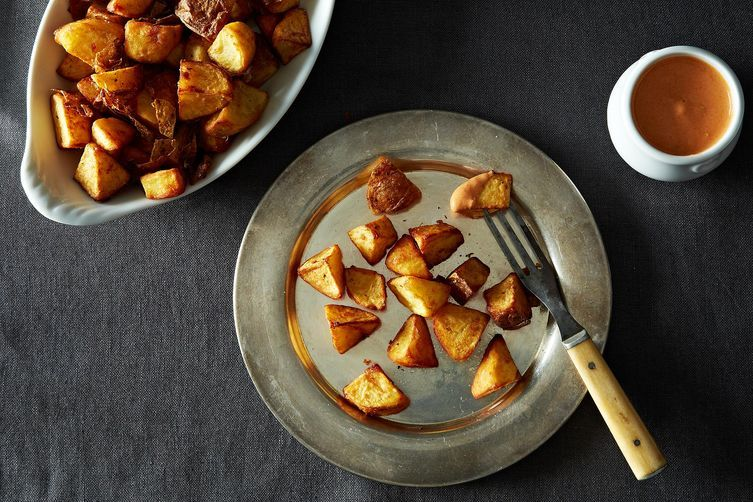 Patatas Bravas Recipe on Food52