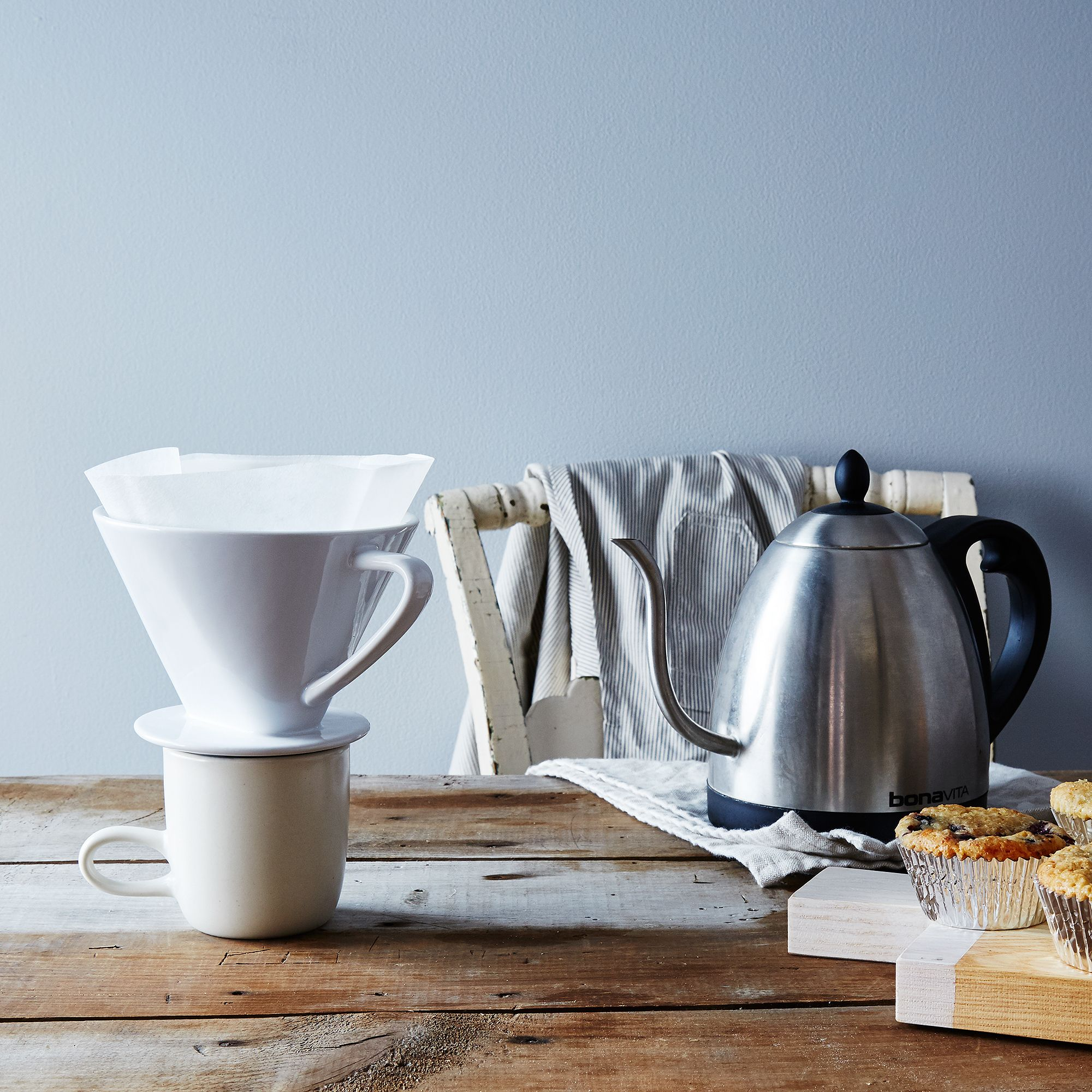 multi cup porcelain coffee pour over on food52