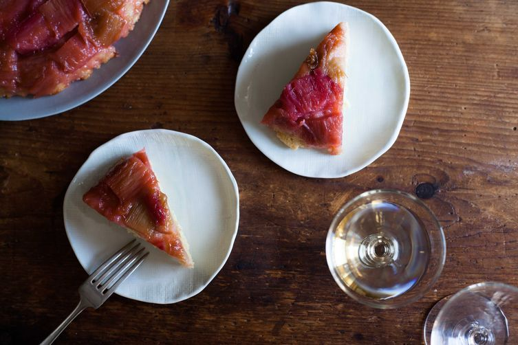 Rhubarb Scones on Food52