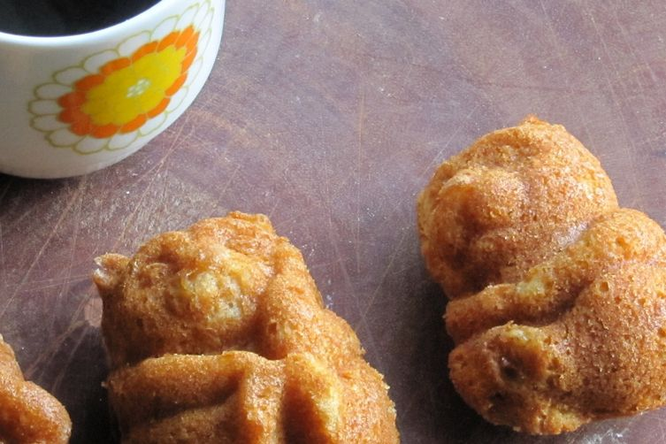 Beary Unconventional Madeleines