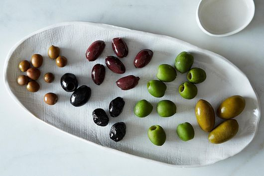 Strange But Good: Olive or None