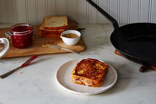 The Glorious Monte Cristo Sandwich