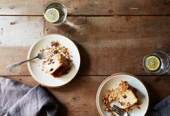 Like Blueberry Muffins? You're Going to Love This Weird Spicy Cake
