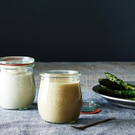 Sauces and dressings by Elyse Matson